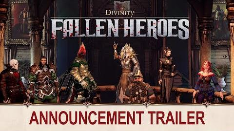 Divinity Fallen Heroes - Announcement Trailer