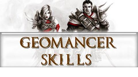 Divinity Original Sin - All Geomancer Skills