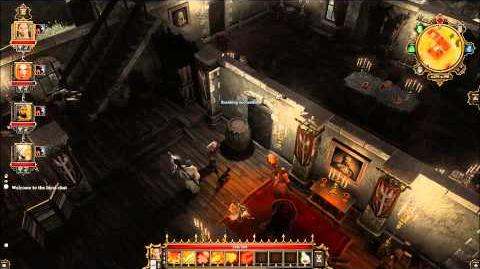 Divinity Original Sin - How To Keep Staff of Pergamon and Steal Everything from Captain