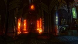 Divinity 2 Raze's Flying Fortress headquarters interior