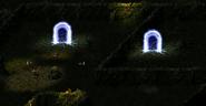 Aleroth catacombs portals