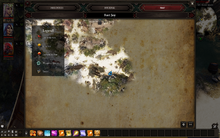 Cavern map