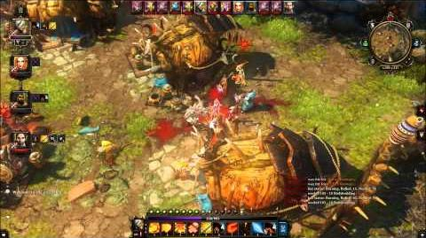 Divinity Original Sin - Frederick - Blood Stone - How to Cure the Rot - Curing Rot - Guide Tips