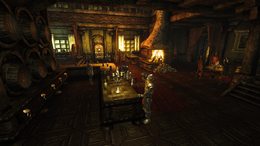 Phoenix Inn ground floor (D2 FoV location)