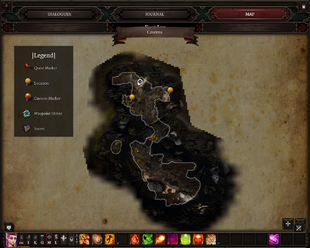 Caverns Dos2 Divinity Wiki Fandom Powered By Wikia