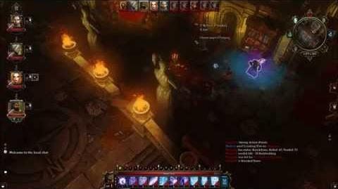 Divinity Original Sin - Leandra's Switches - Vial of Leandra's Blood - Leandra's Diary