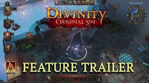 Divinity Original Sin - Feature Trailer
