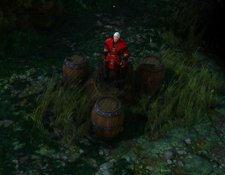 DOS Quest Bellegar's Barrels - Bellegar
