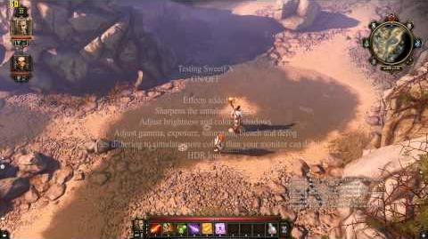 SWEETFX enabled in - Divinity Original Sin - Win 8.1 Improved graphics mod 60 FPS