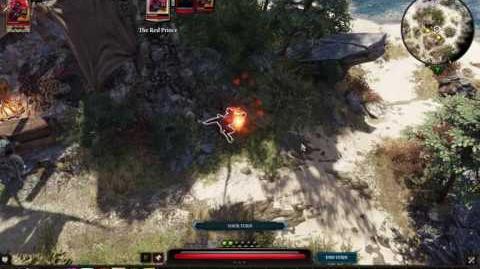 Divinity- Original Sin 2 - Spell- Dragon's Blaze