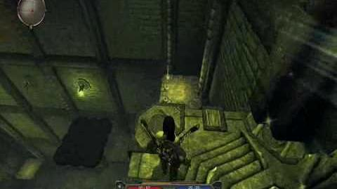 Maxos' Temple Platform Room