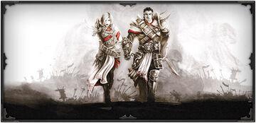 DOS Source hunters artwork