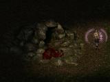 Investigate the Dark Cave