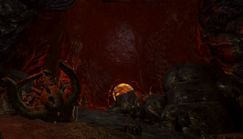 Divinity 2 deep in the Well Cave