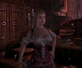 Madam Eve (D2 FoV character)