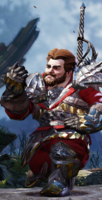 Knight Dwarf Male