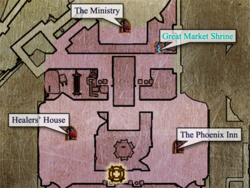 Mind over Matter - Map - Virginius