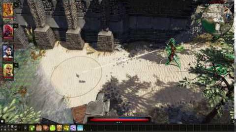 Divinity- Original Sin 2 - Geomancer- Acid Spores