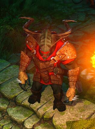 Dread Orc Slayer