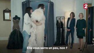 Juliette Binoche prête pour le Festival de Cannes ! (Extrait Épisode 6 S2)
