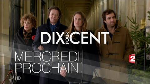 Dix Pour Cent bande-annonce-1