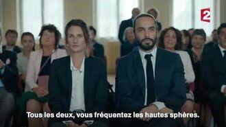 Première amabilité entre Andréa et Hicham, le futur patron d'ASK 💥 ( Extrait Épisode 1 S2)