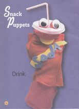 Drink Sock Puppets