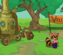 Presto the Raccoon