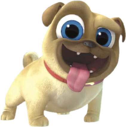rolly puppy dog pals