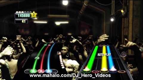 DJ Hero - Expert Mode - Jukebox Hero vs. DJ Hero (Guitar Version)
