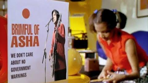 Cornershop - Brimful Of Asha, Norman Cook Mix (Tjinder Singh) Official Music Video