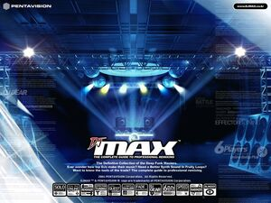 DJMAX Wallpaper800x600