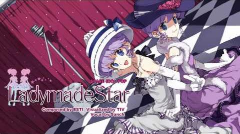 ESTi - Ladymade Star (Piano Arr