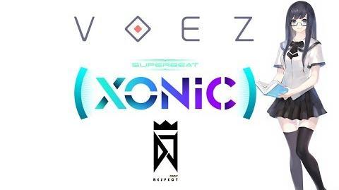 Superbeat Xonic Voez DJ Max Respect MIX - Favorite Tracks Vol .1