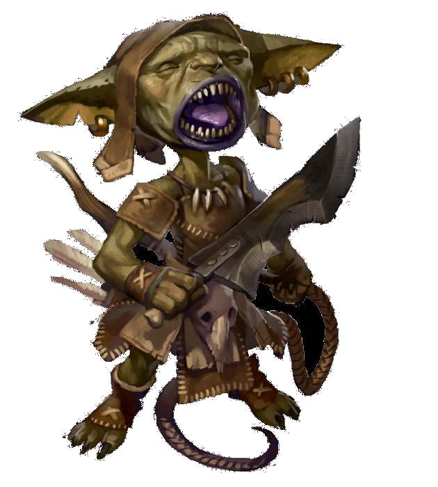 Image result for friendly goblin