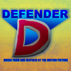 Defender D (2011) Soundtrack cover