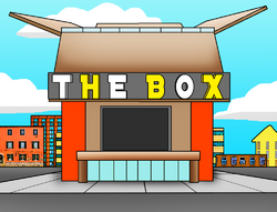 The Box (building)