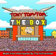 Tonytomtomlivefromtheboxcover