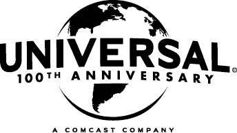universal movie coloring pages | Image - Universal 100th anniversary logo single color.png ...