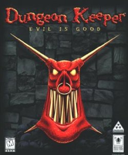 Dungeon Keeper 1 cover