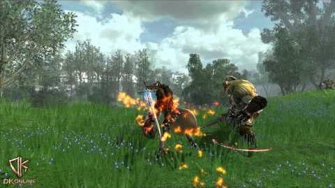 DK Online Warrior Class Reveal