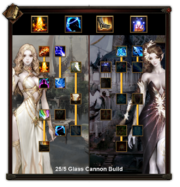 Build sorceress-2505
