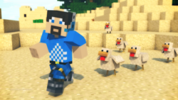Lndproductions and chickens