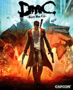 DmC Devil May Cry Rus Cover