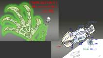 Buster Arm concept DMC5