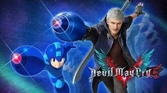 Мегабластер в Devil May Cry 5
