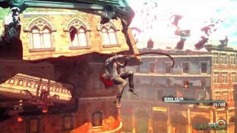 DmC Devil May Cry E3 2012 Demo Stream
