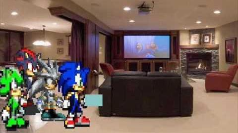 Sonic's Messed Up Birthday