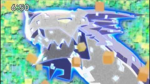 Digimon hunters all digixros and evolutions