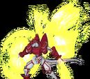 ShineGreymon Burst Mode